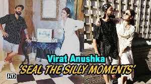 Virat Anushka 'SEAL THE SILLY MOMENTS' ahead of Semi Finals | World Cup 2019 [Video]