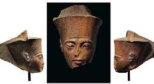 Tutankhamun bust goes up for auction in London as Egypt renews calls to cancel [Video]
