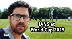 IANS at World Cup | India skip practice ahead of match against Sri Lanka [Video]