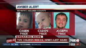 Amber Alert issued for two Florida panhandle children [Video]