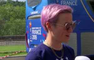 """USA's Rapinoe """"expects to be healthy"""" for World Cup final [Video]"""
