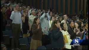 News video: 150 new citizens sworn in at Gilroy ceremony