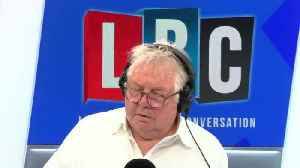 Nick Ferrari's Fiery Interview With Protester Against LGBT+ Lessons [Video]