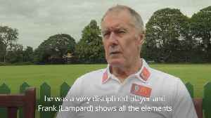 Sir Geoff Hurst: Lampard's managerial rise is 'meteoric' [Video]