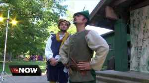 Aurora Players transform Hamlin Park into Sherwood Forest [Video]