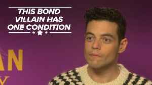 Why Rami Malek refused to play a religious extremist in Bond [Video]