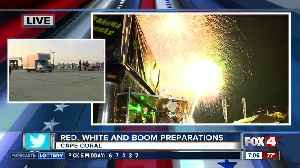 Big crowds expected at Red White and Boom in Cape Coral [Video]