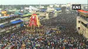 Jagannath Rath Yatra begins as thousands of devotees watch on Puri streets [Video]