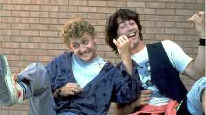 New Set Pictures Reveal the Radical Return of Bill & Ted [Video]