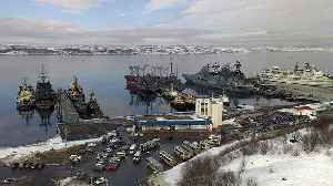 Deadly fire located in battery compartment of nuclear-powered Russian submarine [Video]