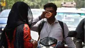 India Battles Record Heatwave [Video]