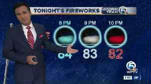 Updated 4th of July forecast [Video]