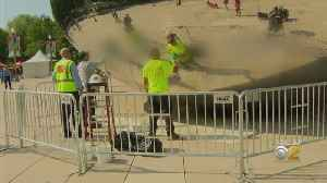 7 People Charged In Connection With Vandalism Of 'The Bean;