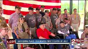 Gathering Place honors veterans in special ceremony [Video]