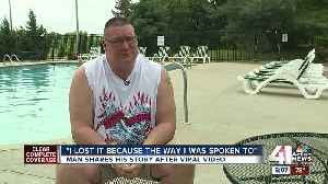 Lee's Summit man shares his side of the story behind a viral video [Video]