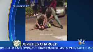 Charges Brought Against 3 BSO Deputies After Rough Arrest Of Florida Teen [Video]