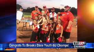 Dixie Youth softball team competing in World Series [Video]