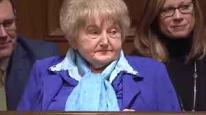 'I would just like to say thank you. She changed my life...' Those close with Eva Kor remember the i [Video]