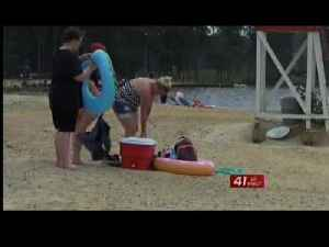 "Families spend 4th of July at Lake Tobesofkee for ""Sparks Over The Park"" [Video]"