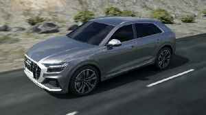 Audi SQ8 MHEV with electric powered compressor (EPC) Animation [Video]