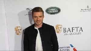 Richard Madden lands honorary doctorate [Video]