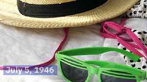 This Day in History: The Bikini Is Introduced [Video]