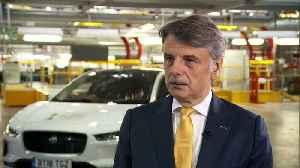 Electric car boost for JLR but job losses not ruled out [Video]