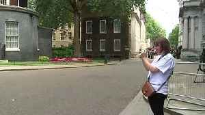 Jess Phillips leaves son on doorstep of 10 Downing Street [Video]