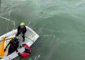 Coast Guard Rescues Stranded Sailors in Northern California [Video]