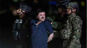 El Chapo loses bid for a new trail [Video]