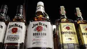 Why The Jim Beam Warehouse Fire Can't Be Put Out [Video]