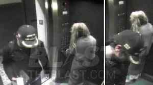 Surveillance Video Shows James Franco With Amber Heard One Day After Blowout Fight With Johnny Depp [Video]