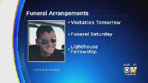 Funeral To Be Held Saturday For Co-Pilot In Addison Plane Crash [Video]