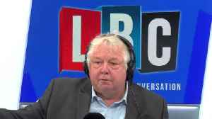 Nick Ferrari Brands The Government 'Bloody Incompetent'  Over Betting Jobs Losses [Video]