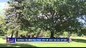 Boise woman celebrates first 4th of July as U.S. citizen [Video]