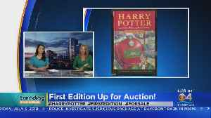 Trending: Harry Potter Book [Video]
