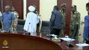 Sudan military council, opposition reach a power-sharing agreement [Video]