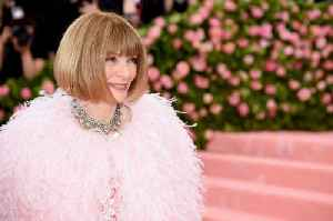 Anna Wintour can't go shopping [Video]