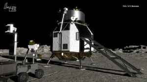 Robotic Moon Rover to Scout for Next Human Landing Site [Video]