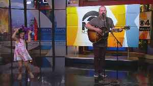 John Driskell Hopkins Of Zac Brown Band Stops By, Talks 3M Open Show [Video]