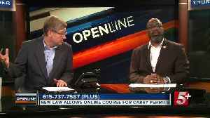 Should you be able to get a gun carry permit online? p4 [Video]