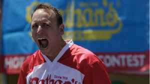 How Joey Chestnut Ate 71-Hot Dog In 10-Minutes [Video]