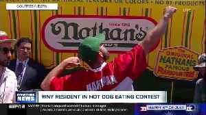 WNY Man Competes at Coney Island [Video]