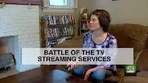 Battle of the TV streaming services 2019 [Video]