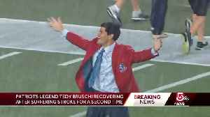 Tedy Bruschi recovering after July 4 stroke [Video]