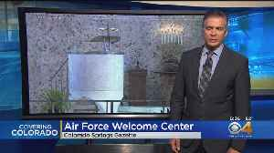 Air Force Academy May Get New Welcome Center [Video]