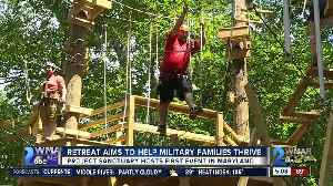 Project Sanctuary offers retreat for veterans [Video]