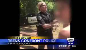 Tense confrontation at Caper Acres leads to 5 arrests [Video]