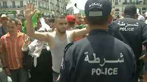 Algerians use independence day celebrations for pro-democracy campaign [Video]