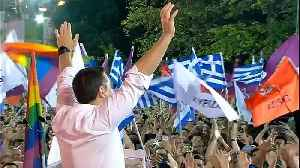 Greece's main political parties prepare for Sunday's election [Video]